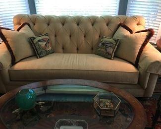 Sofa by Ethan Allen