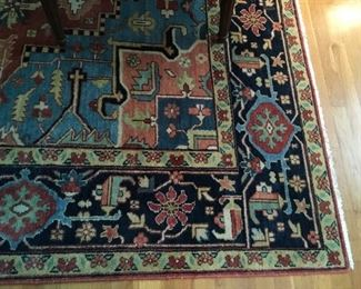 Dimension of Rug 12' X 9'
