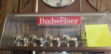 Beer Clocks and signs