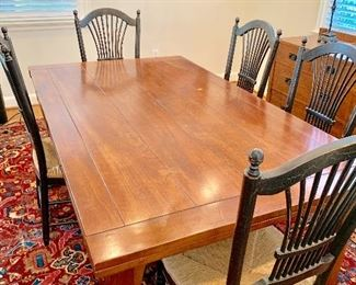 Stickley dining table