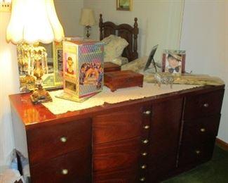 Kent Coffey Mid Century Dresser
