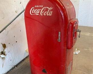 Jacobs 26 Coca-Cola Machine