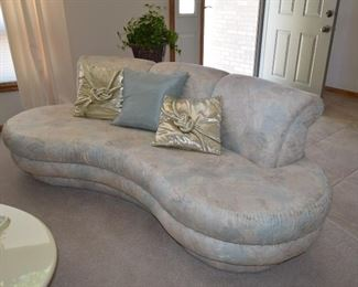 Couch and Pillows