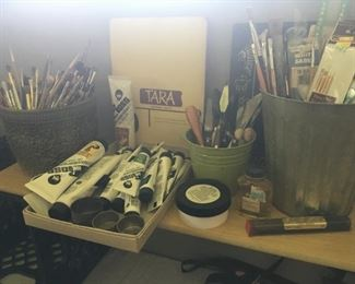 Crafting and art supplies