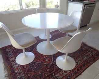 Knoll Chairs brought from Switzerland Midcentury