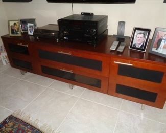 TV Audio Stand