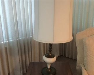 Table lamp -one of several