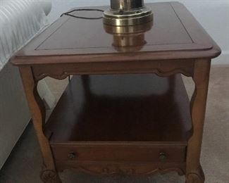 Lamp table - has two matching tables