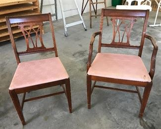 Basset chairs