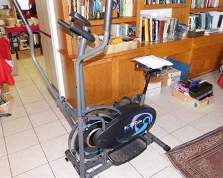Body rider dual trainer