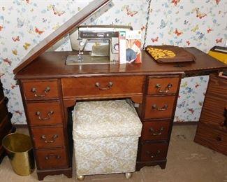 Wards sewing machine