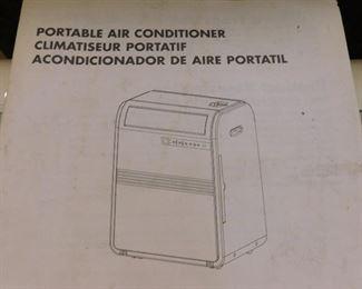 Haier portable AC unit