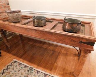 Antique Kitchen Piece