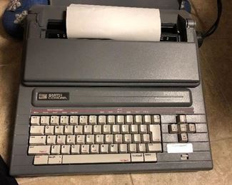 Vintage Smith Corona electric typewriter/word processor