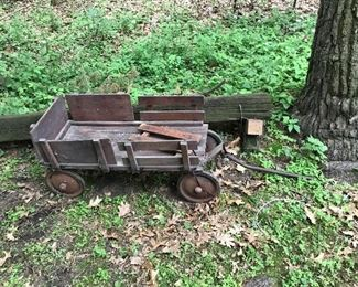 Old Wagon needs T.L.C.