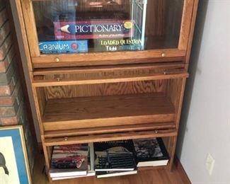 Barrister bookshelf 3 shelf