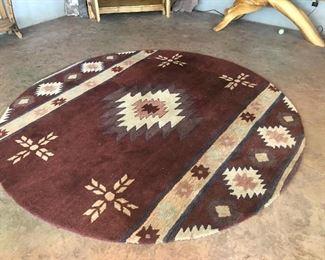 Large floor rug. $50