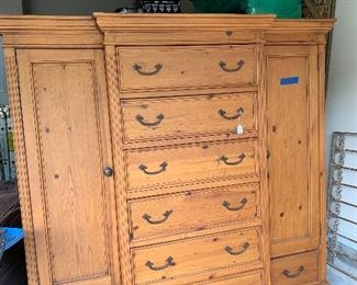 Great Pine Cabinet/ large
