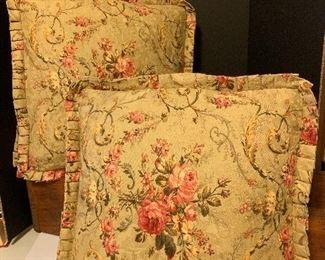 Thick Down cushions