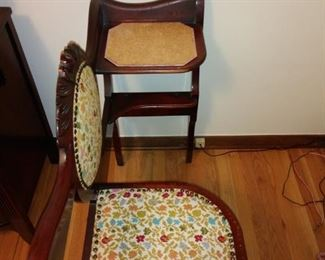 Telephone Chair/Table