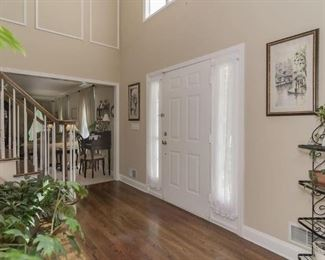 pics from realtor to show how beautiful the home is decorated. All must go!!