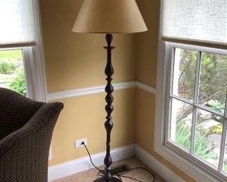 "5' 6"" Tall Floor Lamp"