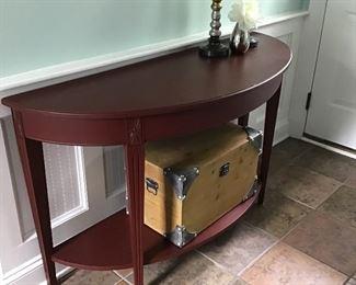 Foyer Sofa Table