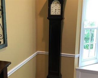 """Howard Miller 78"""" Tall Clock"""