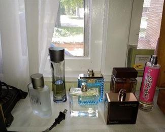 Perfume and cologn