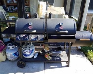 Bbq was purchased last summer