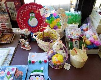 Easter/holiday stuff