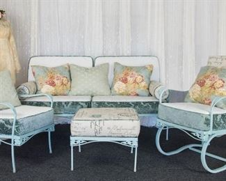 Vintage Patio Set