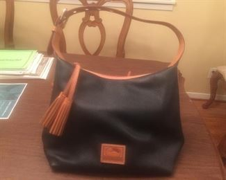 Dooney & Bourne hobo bag