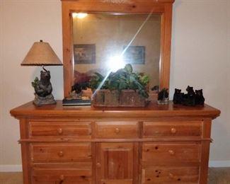 Broyhill Pine dresser