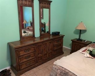 Burlington house bedroom set