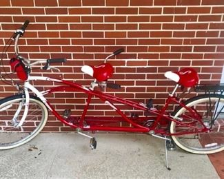 Schwinn Tandem New Bike for Two