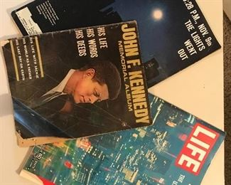 Life Magazine-John F Kennedy