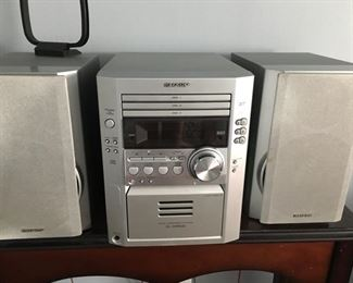 CD Player/Radio