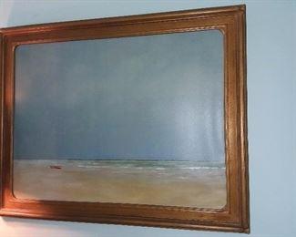 Artwork Including Framed, Unframed, Paintings, Prints, & Others