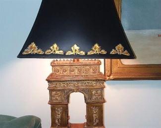 Arc De Triomphe Lamp