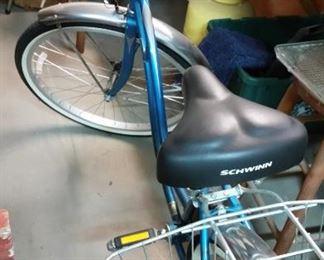 unused bike