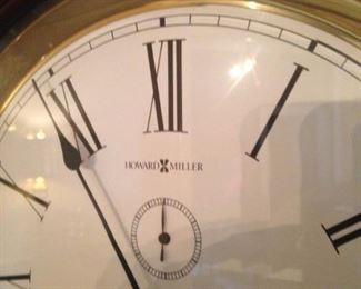 Howard Miller Clocks - incomparable workmanship, unsurpassed quality, and a quest for perfection. It's what Howard C. Miller insisted on when he founded the company back in 1926, at the age of 21.