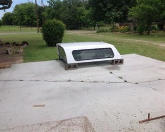 Ford F-150 camper shell $400