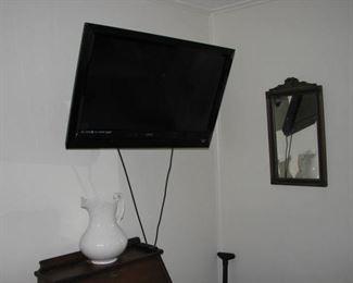 1 of 3 tv's