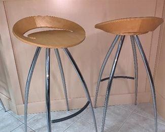 3 Dania Modern Bar/Counter Stools
