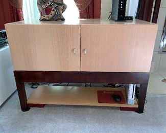 Matching  style, Dania lower cabinet  with two doors
