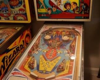 Pinball Chicago Coin Hollywood