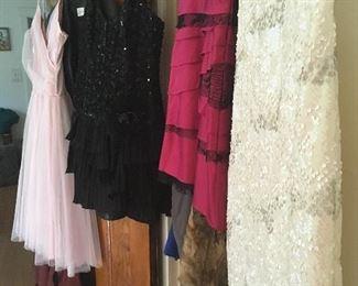 vintage clothes & fancy dresses