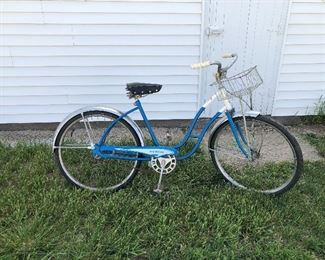 Hiawatha ladies bike