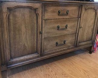 vintage Century Buffet/sideboard
